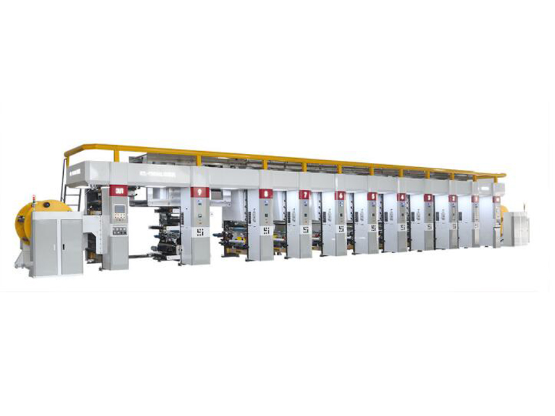 HTL-Y-H/AL High Speed Gravure Printing Machine (Film/Aluminum/Paper Type)